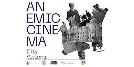 Soundtracks: Anemic Cinema - City Visions biglietti