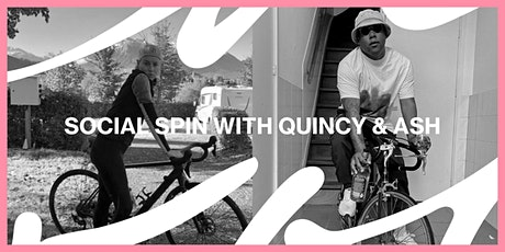 En Route Cycling Cafe | Social Spin with Quincy tickets
