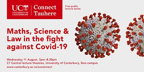 UC Connect: How maths, science and law fight Covid-19 tickets