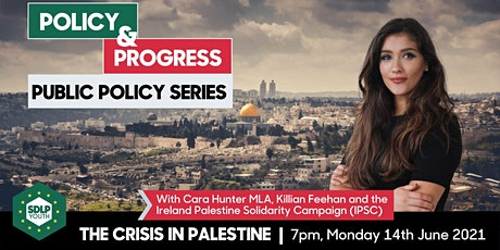 Policy and Progress: The Crisis In Palestine tickets