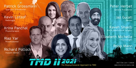 TMD - A Bio-Psycho-Social Approach to Diagnosis and Treatment tickets