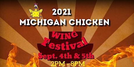 2021 Michigan Chicken Wing Festival tickets