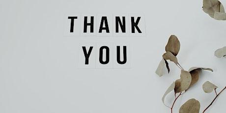 Gratitude Grows Giving: A Groundwork Resources Seminar tickets