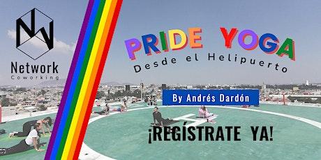 """""""Pride Yoga de Altura"""" boletos"""