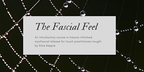 The Fascial Feel Workshop tickets