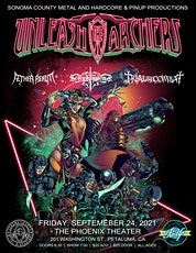 Unleash the Archers, Aether Realm, Seven Kingdoms tickets