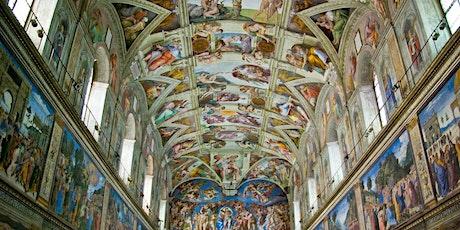 Cappella Sistina visita online Da Casa tickets