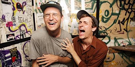 Sharing and Crying with John Reynolds & Matt Barats tickets