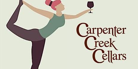 Wine & Unwind with Andrea Lantz at Carpenter Creek Cellars tickets