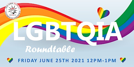 2021 LGBTQ Roundtable tickets