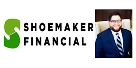 Shoemaker Financial - Financial Workshop w/ Grant Hall tickets