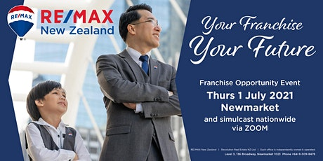 RE/MAX: Your Franchise, Your Future tickets