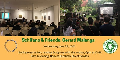 Schifano+%26+Friends%3A+Gerard+Malanga