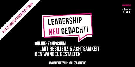 Resilienz-Symposium vom 2.6.2021 (ON DEMAND) Tickets