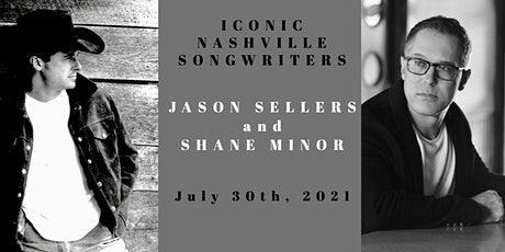 Jason Sellers & Shane Minor 'Up Close & Personal' LIVE! @ Pennington's tickets
