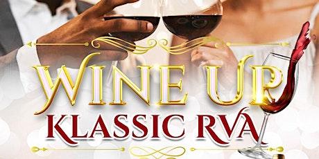 Kappa Wine Up Klassic RVA tickets