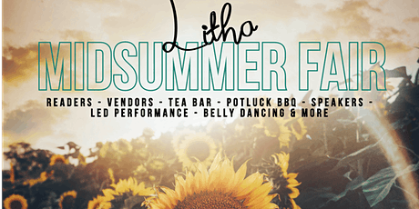Midsummer Festival & Litha Celebration tickets