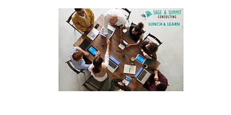 Lunch and Learn June 30th, 2021 tickets