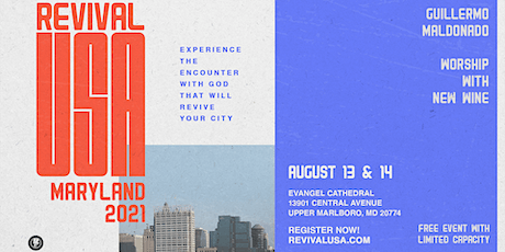 Revival USA - Maryland (Bilingual Event) tickets