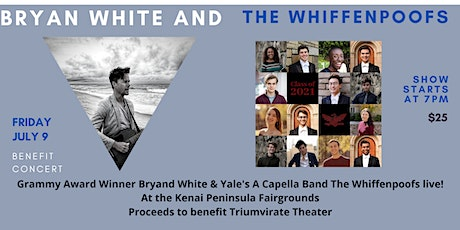Bryan White & The Whiffenpoofs tickets