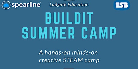 Ludgate Education BuildIT Summer Camp Week 1 tickets
