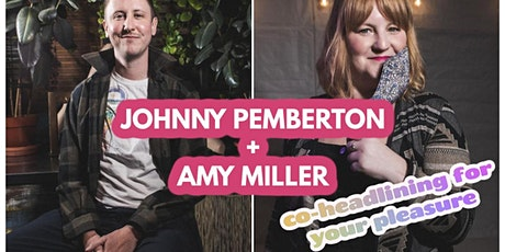 The Setup Presents: Amy Miller and Johnny Pemberton tickets