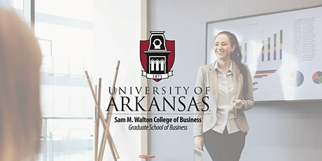 University of Arkansas - Professional MIS & MABA Info Session tickets