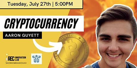 Cryptocurrency for Entrepreneurs with Aaron Guyett of Pedestal! Tickets