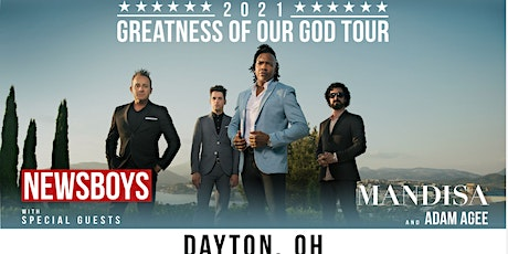 Newsboys - Greatness of Our God Tour tickets