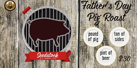 Father's Day Pig Roast tickets