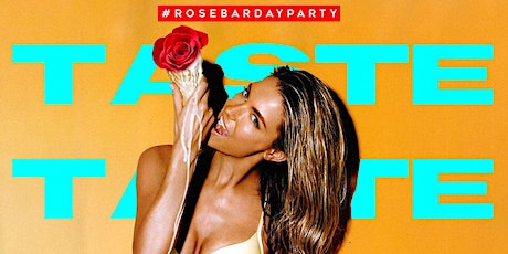 Rosebar Saturday Day Party DC Rooftop Eyeconic #1 Day Party tickets