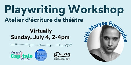 Playwriting Workshop  with  the Youth Infringement Festival tickets
