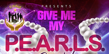 Give Me My Pearls tickets