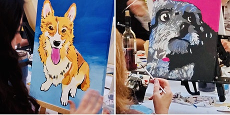 Paint your Pet  and Sip #2 tickets