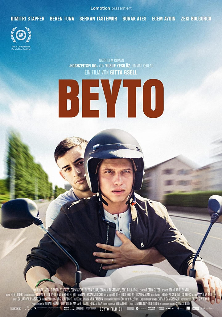 """""""BEYTO"""" - Film Screening and Director Q&A image"""