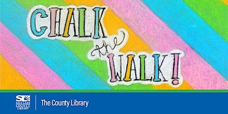 Chalk the Walk Art Festival 2021 tickets
