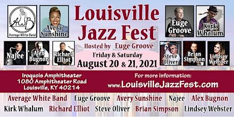Louisville Jazz Festival Saturday Evening tickets
