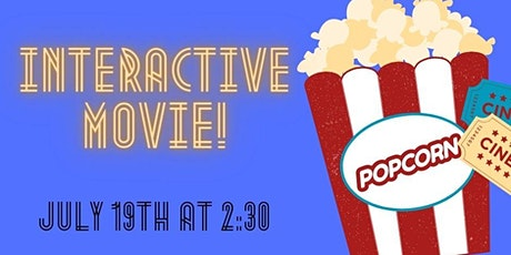 Detective Pikachu!  An Interactive Movie at Weatherford Public Library tickets