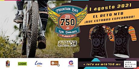 MTB 750 León Bicycle Week tickets