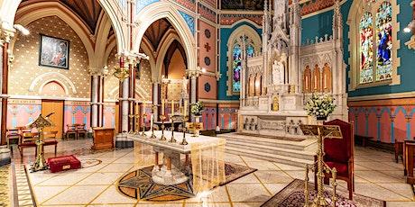 Holy Mass: Saturday -  11:00am tickets