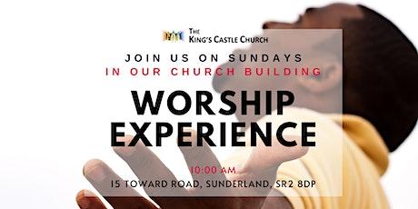KCC Sunderland Sunday Church Service tickets