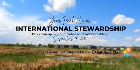 Your Park (Live!)International Stewardship tickets