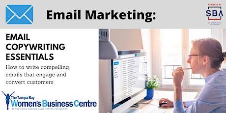 Email Copywriting Essentials tickets