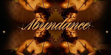 Abundance Film Screening and Q&A - Amber Abundance x CCP tickets