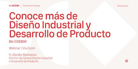 → Conoce más de Diseño Industrial y Desarrollo de Producto entradas
