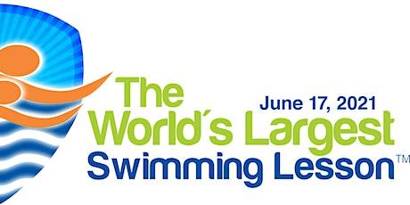10AM - World's Largest Swim Lessons tickets