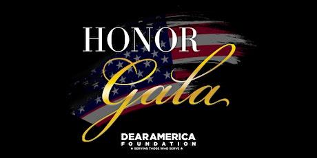 Honor Gala by the Dear America Foundation tickets
