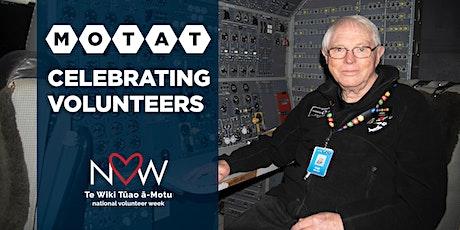 National Volunteer Week 2021 FREE ticket offer tickets