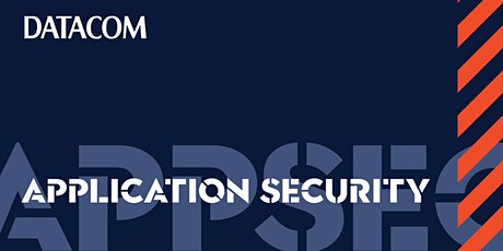 Secure Application Design and Coding tickets