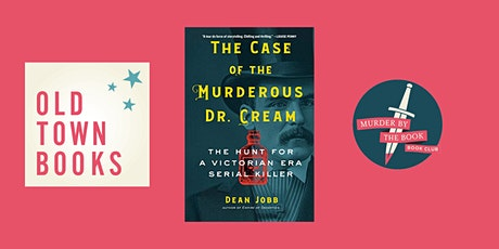 August Murder by the Book Club: The Case of the Murderous Dr. Cream tickets